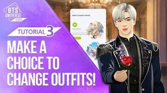 Guide 3 All About Choices! (BTS Universe Story)