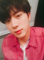Jin Twitter November 15, 2017