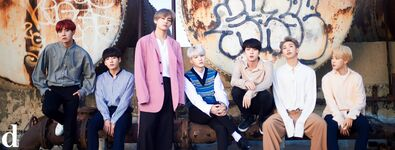 BTS D-icon by Dispatch
