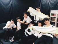 BTS Twitter Japan April 19, 2018