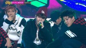 【TVPP】BTS - Attack On Bangtan, 방탄소년단 - 진격의 방탄 @ Comeback Stage, Show! Music Core Live