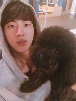 Jin Twitter Sep 7, 2017 (2)