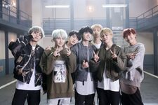 MIC Drop MV Shooting 1