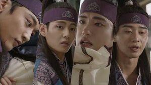 SeoJun, HyeongSik, TaeHyung, and MinHo.