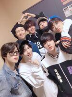 BTS 180422 Weibo