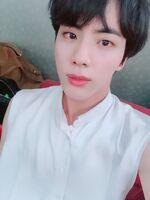Jin Twitter June 7, 2018 (2)