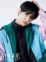 Jungkook Vogue Japan Magazine August 2020