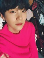 Suga BTS Channel Plus Feb 13, 2017