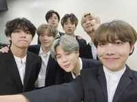 BTS Official Weibo Nov 30, 2019 1