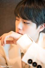 Jin Naver x Dispatch May 2019 1