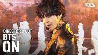 전세계를 홀린 '방탄소년단'의 'ON' 인기가요 컴백무대! DIRECTOR's CUT