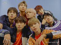 BTS Time April 2019