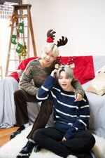Jimin and RM X Dispatch Dec 2019 1