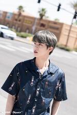 Jin BTS x Dispatch June 2019 (1)