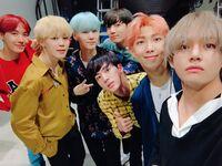 BTS Twitter Sep 21, 2017