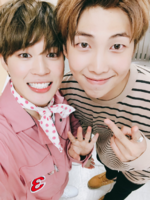 MinJoon BTS 4th Birthday