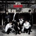 Danger Japan Single Regular Edition