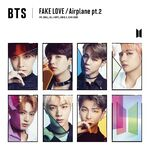 FAKE LOVE Airplane Single Limited Edition Fanclub
