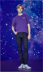 Jimin X FILA Voyager (1)