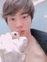 Jin Twitter Dec 20, 2018 (3)
