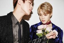 Jin and Jimin Korea Magazine Dec 2016 (2)