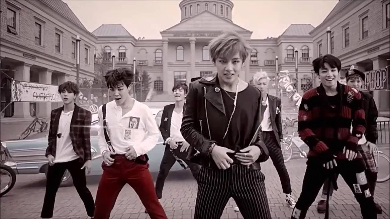 War of hormone bts скачать