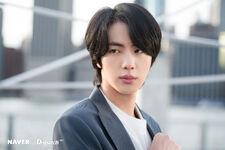 Jin BTS x Dispatch March 2020 (2)