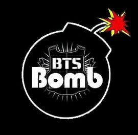 Bangtan Bomb Logo