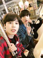 Jimin and Jungkook Twitter May 4, 2018 (2)