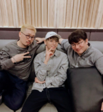 Jungkook and Hitman Bang Twitter September 9, 2017