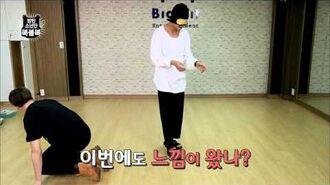 BTS in NAVER STAR CAST 방탄소년단의 복불복 3