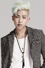 Rap Monster Wake Up