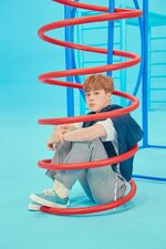 Jimin Love Yourself Answer Concept Photo F Version