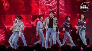  BANGTAN BOMB 'Fire' Special Stage (BTS focus) @BTS COMEBACK SHOW - BTS (방탄소년단)