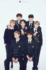 BTS 2017 Photo Collection 1