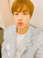 Jin Twitter March 21, 2017 (2)