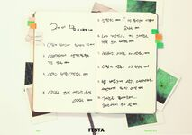 A Small Good Thing List J-Hope