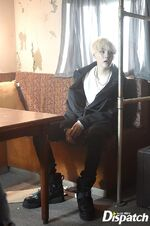 Agust D Shooting Sketch (11)