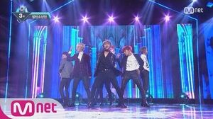 BTS - Blood Sweat & Tears KPOP TV Show M COUNTDOWN 161101 EP