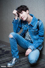 J-Hope Naver x Dispatch May 2018 (2)
