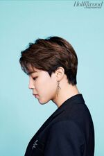 Jimin The Hollywood Reporter Magazine Oct 2019