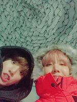 Jungkook and J-Hope Twitter Jan 28, 2017 (2)