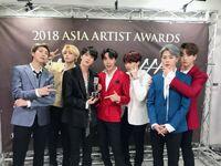 BTS Official Twitter Nov 28, 2018 (2)