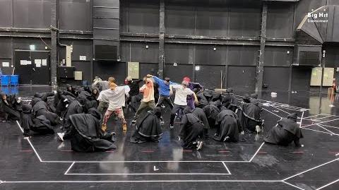 CHOREOGRAPHY BTS (방탄소년단) 2018 MAMA Performance Practice (Formation Check ver
