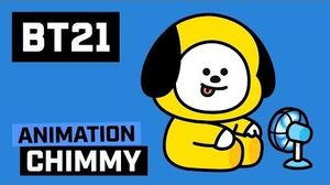 BT21 CHIMMY~!