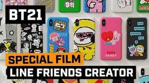 BT21 LINE FRIENDS Creator