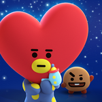 PUZZLE STAR BT21 Game Icon 2