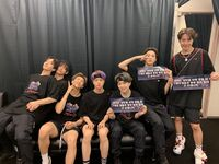 BTS Official Twitter July 7, 2019 1