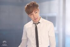 Boy In Luv MV Shooting 10
