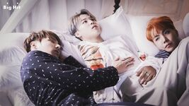 Jungkook, Jimin and J-Hope Wings Shoot